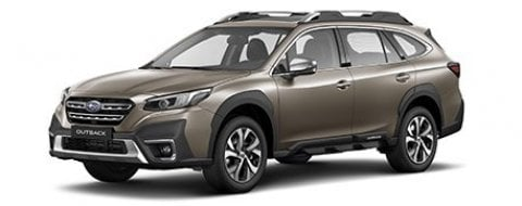 <p>All New Outback</p>